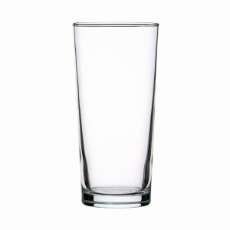 CROWN OXFORD CONICAL 425ml CAPACITY BEER GLASS 48 PER CTN
