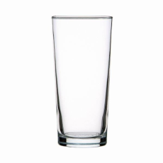 CROWN OXFORD CONICAL 570ml CAPACITY BEER GLASS 24 PER CTN