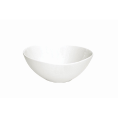 BISTRO CAFE EGG SHAPE BOWL 218 x173mm