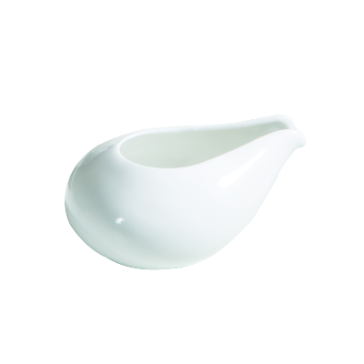 AFC XTRAS OVAL SAUCE BOAT 100m l NO HANDLE