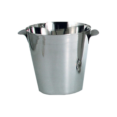 WINE BUCKET TAPERED STAINLESS STEEL