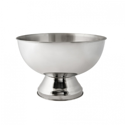 PUNCH BOWL 330mm STAINLESS STEEL