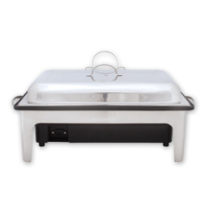 CHAFING DISH ELECTRIC 10amp 1/1 65mm PAN