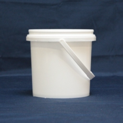 BUCKET 2L FOOD SAFE WHITE