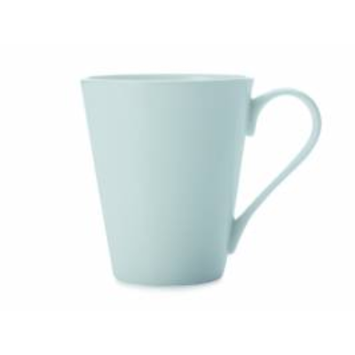 MW CASHMERE CONICAL MUG 320ml BONE CHINA