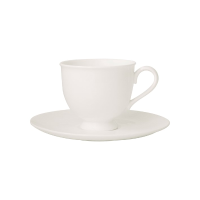 ASCOT BONE SAUCER 160mm TO SUIT CRBA95042 CUP SOLD SEPARATELY