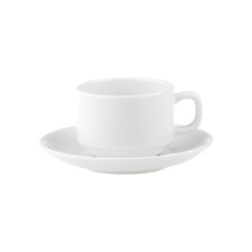 CHELSEA STACKING CUP 200ml SAUCER SOLD SEPARATELY