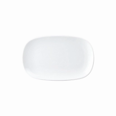 CHELSEA RECT PLATTER 340mm COUPE