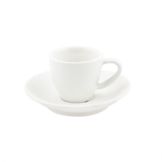 BEVANDE INTORNO ESPRESSO CUP 85ml BIANCO SAUCER SOLD SEPARATELY