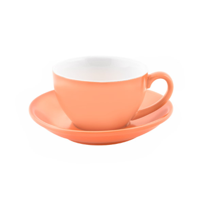 BEVANDE INTORNO CAPPUCCINO CUP 200ml APRICOT SAUCER SOLD SEPARATELY