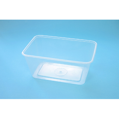 GENFAC REC CONTAINER 1000ml CLEAR 50PKT