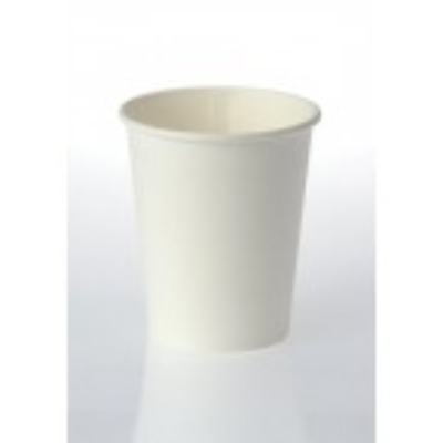 ECO CUP WHITE 8oz 280ml 50PKT 1000CTN DISPOSABLE