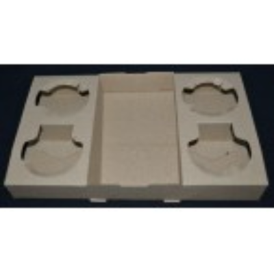 DRINK/CUP CARRY TRAY 4 HOLDER 100 CARTON