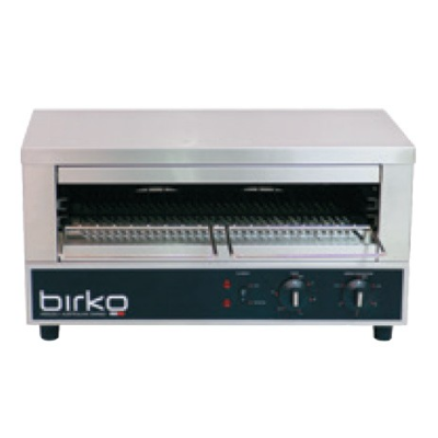 BIRKO TOASTER GRILL WIDE MOUTH GLASS ELEMENTS WITH PROTECTOR