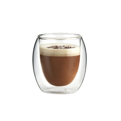 ATHENA LEXI 220ml DOUBLE WALL GLASS