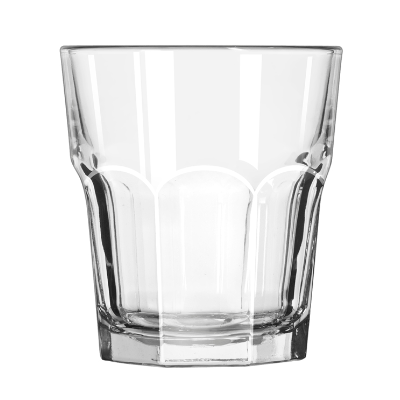 LIBBEY GIBRALTAR D/ROCKS 355ml
