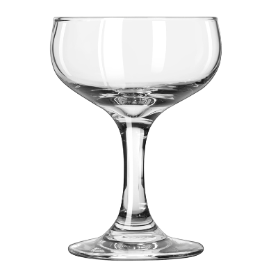 LIBBEY EMBASSY CHAMPAGNE SAUCER 163ml