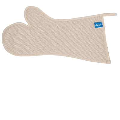 OVEN GLOVE SINGLE ELBOW LENGTH (ED OATES)