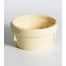 HEALTH CARE INSULATED SOUP BOWL 125mm NO LID CREAM