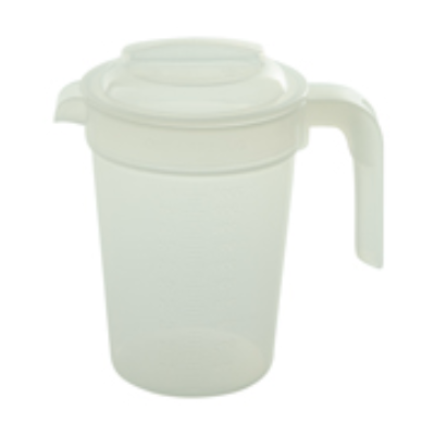 JUG GRADUATED 1Ltr CLEAR LID SOLD SEPARATELY