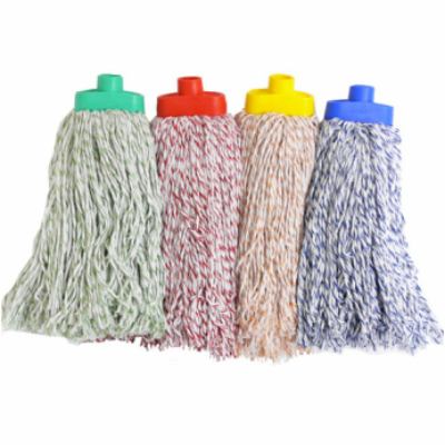 MOP HEAD BLUE 400g SUITS SCREW IN HANDLES AND MOP000