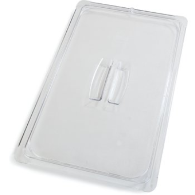 FOOD PAN 1/1 SIZE LID CLEAR W/HANDLE