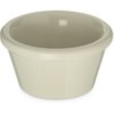 SMOOTH RAMEKIN 59ml BONE