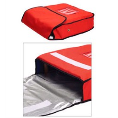 PIZZA DELIVERY BAG RED