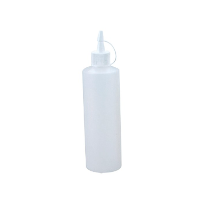 SQUEEZE BOTTLE CLEAR 250ml