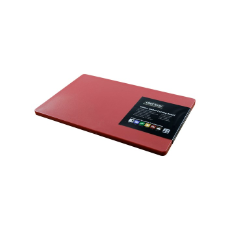 POLYBOARD 380x510x13mm RED