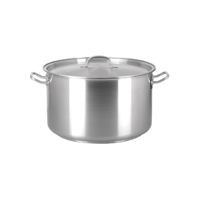 CHEF INOX ELITE SAUCEPOT 6.7 WITH LID 18/10