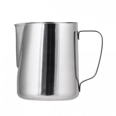 MILK/CAPPUCCINO JUG S/S 400ml