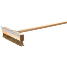 CARLISLE PIZZA OVEN BRUSH only BRASS