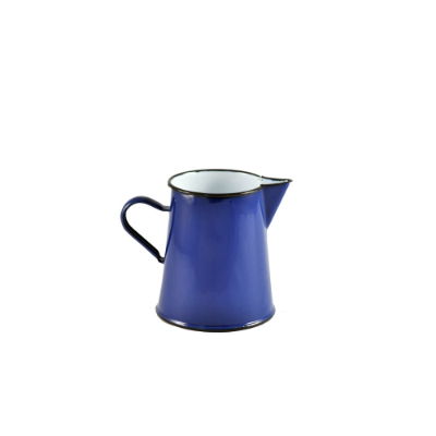 ENAMEL PITCHER 1L BLUE