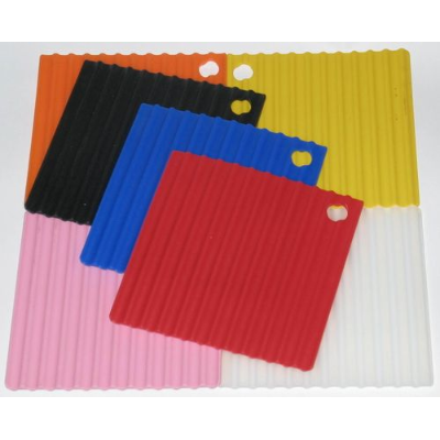 SILICON HEAT MAT COLOURED