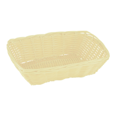 BREAD BASKET REC 230X165mm POLYPROP