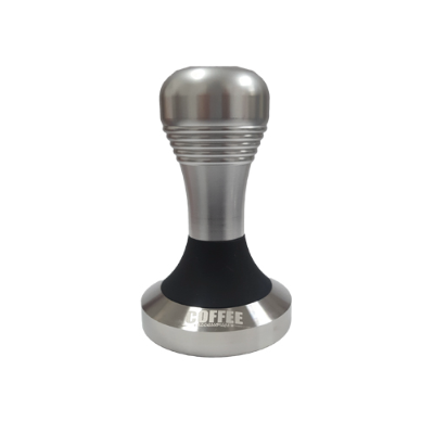 COFFEE TAMPER SILVER 58mm