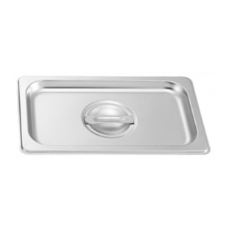 CHEF INOX STEAM PAN COVER 1/3 ANTI JAM
