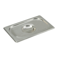 CHEF INOX STEAM PAN COVER 1/4 ANTI JAM
