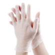 GLOV071P - GLOVES DISPOSABLE CLEAR MEDIUM