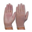 GLOV072 - GLOVES DISPOSABLE CLEAR SMALL