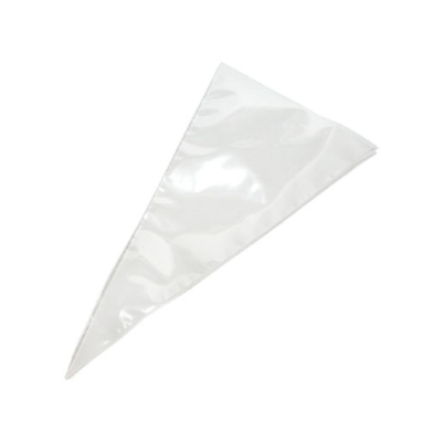 DISPOSABLE CLEAR PIPING BAGS 460(L)x230(W)MM 100 PACK