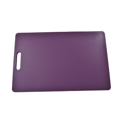 POLYBOARD 250x400x12mm PURPLE WITH HANDLE