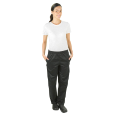 PROCHEF TRADITIONAL BLACK PANTS SMALL