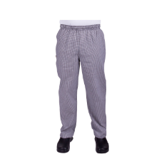 PROCHEF TRADITIONAL CHECK PANTS XLARGE