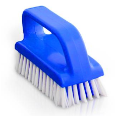 SCRUB BRUSH WITH HANDLE