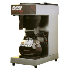 BRAVILOR NOVO BREWER 2 POUR WITH ONE DECANTER