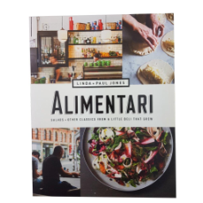 ALIMENTARI SALADS+OTHER CLASSICS FROM A LITTLE DELI THAT GREW