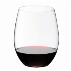 RIEDEL O TUMBLER CABERNET/ MERLOT 600ml STEMLESS SET OF 2