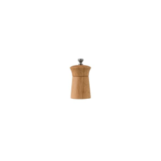 MODA EVO NATURAL SALT/PEPPER MILL 7.5cm